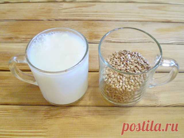 Diet on buckwheat with kefir or how to grow thin in a week for 12 kg