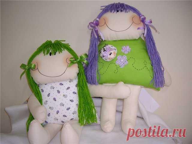 11099d910 Авторские мягкие куколки Atelier Eu & Voce by Andrea Malheiros / Авторские  текстильные куклы и другие