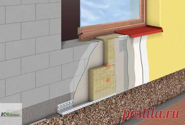 Как правильно утеплить кирпичные стены  При недостаточном утеплении стен через них теряется около 60% тепла, используемого на обогрев жилища. Однако действующие с 2000 г. нормы по теплосбережению потребовали от строителей применения современных высокоэффективных изоляционных материалов, существенно повышающих теплозащитные свойства стен.
