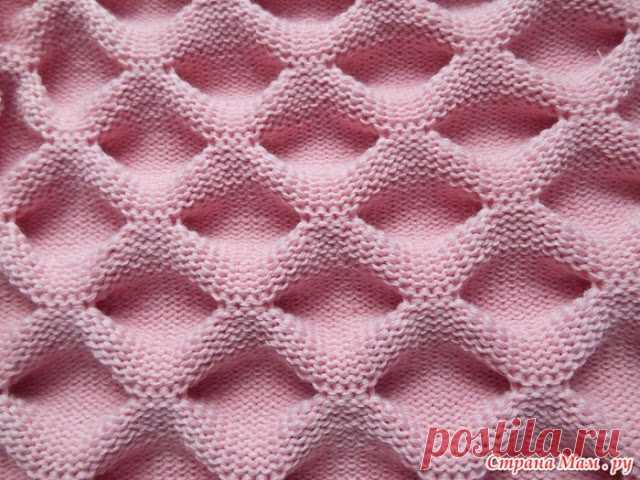 Красивейшие узоры спицами для свитеров и пуловеров