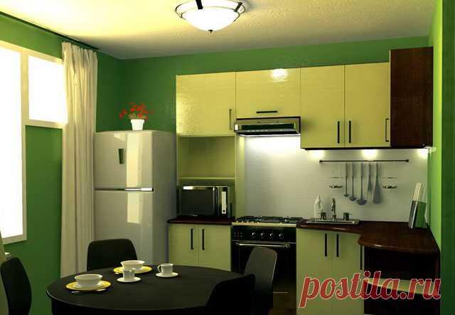 Дизайн кухни 7 кв м - фото, плюсы и минусы, оформляем интерьер
