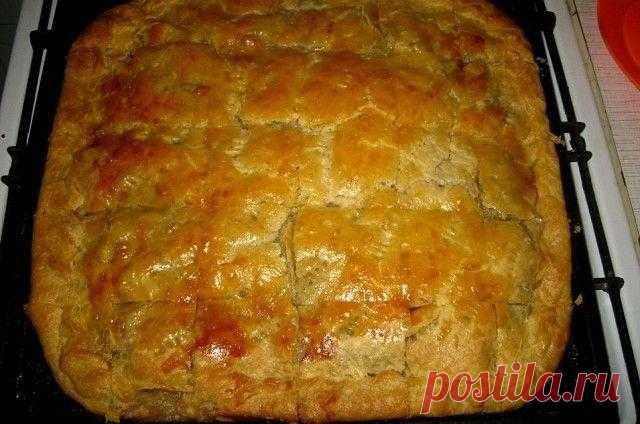 Как же давно я искала именно этот рецепт! Всего 15 минут: заливной мясной пирог. На запах сбегается вся семья. Этот сытный пирог просто обожают мужчины! Не останется ни кусочка! Ингредиенты 2 яйца 0.5 ч. ложка соли 1 стакан муки 1 стакан кефира 0.5 ч. ложка соды 300 гр фарша 2-3 луковицы, порезать кубиками соль, перец — по вкусу Способ приготовления 1. Кефир перемешиваем …