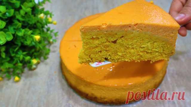 Тыквенный пирог – пошаговый рецепт с фотографиями