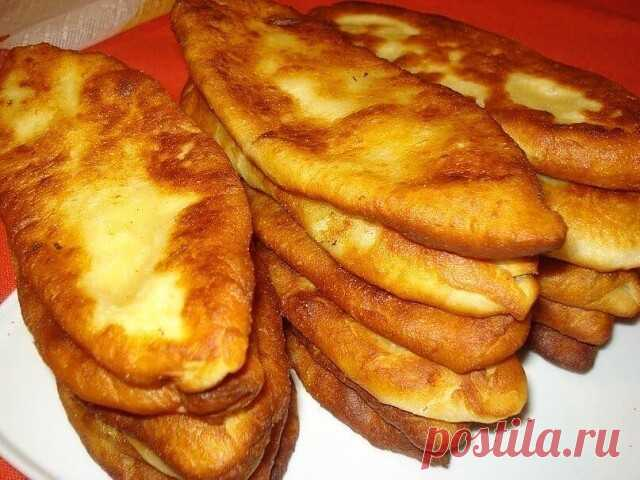 Нежнейшие тонкие пирожки с картошкой — Blincik.ru