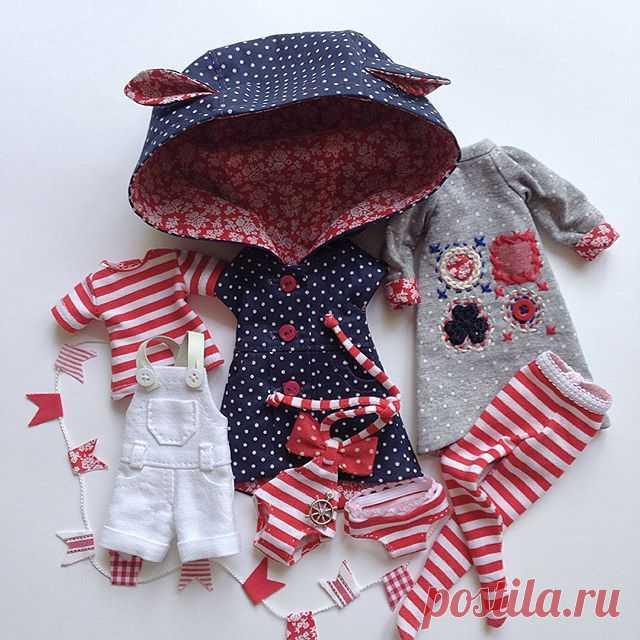 Одежда для кукол от Дины Крыловой - 25 Августа 2017 - Кукла Тильда. Всё о Тильде, выкройки, мастер-классы.