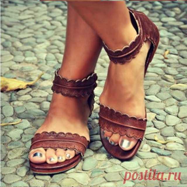 Las sandalias veraniegas femeninas en Aliekspress | Aliekspress la Revista