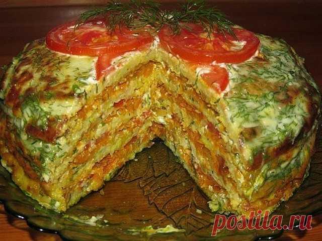 Подборка рецептов с кабачками. | OK.RU