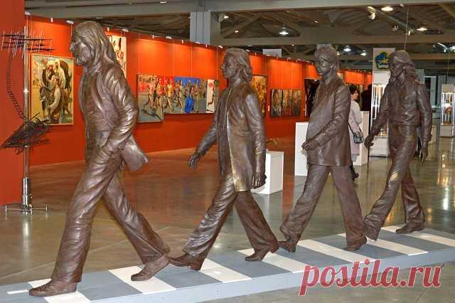 В Новокузнецке до 24 апреля открыта художественная выставка