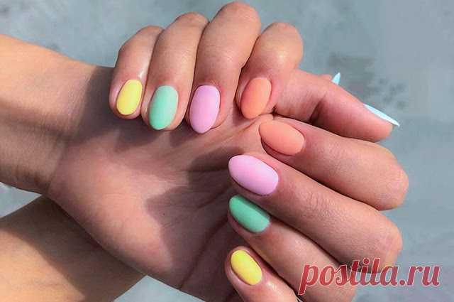 Что ни в коем случае нельзя делать с ногтями