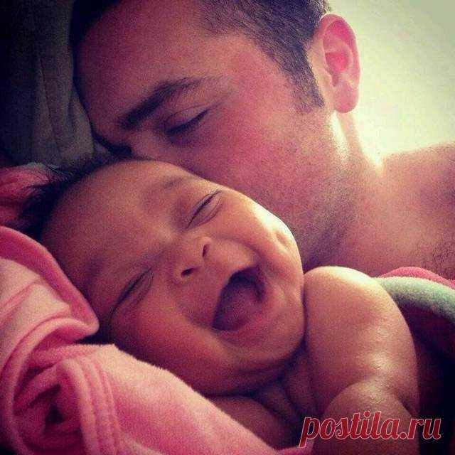 14 rasgos, que más a menudo heredamos del padre — los hechos Interesantes