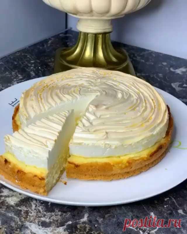 Торт Слёзы ангела