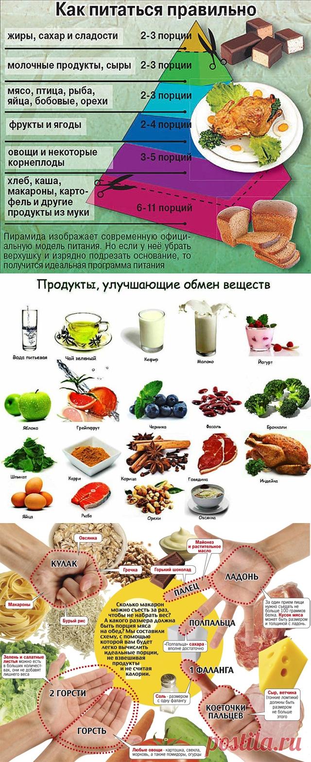 меню для похудения на 1400