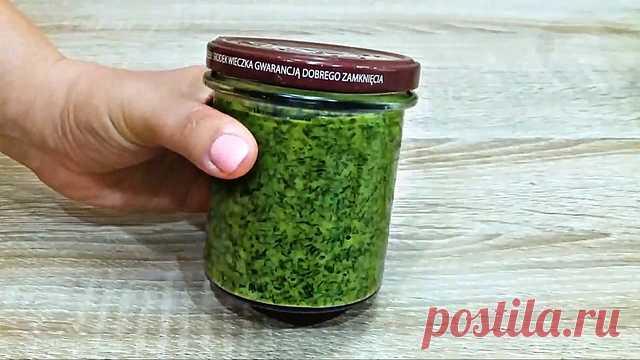 Укропный соус к разным блюдам – пошаговый рецепт с фотографиями