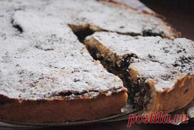 Пирог с маком! Рецепт на БИС! - pro100retepti.ru