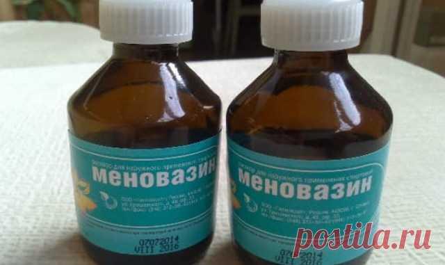 Меновазин — дешевый, но бесценный. 15 рецептов лечения простым аптечным препаратом — Копилочка полезных советов