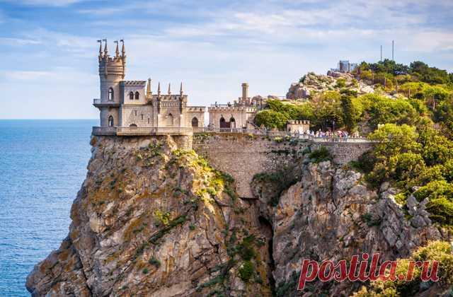 В ближайшее время дворец-замок «Ласточкино гнездо» посетить не удастся