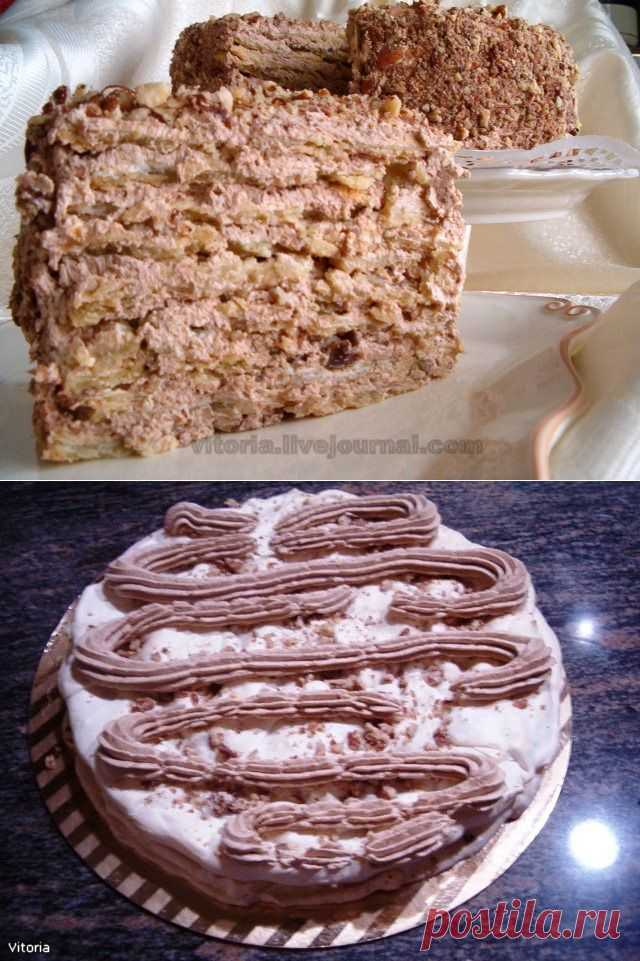 "Торт ""Маркиза"" - Простые рецепты Овкусе.ру"