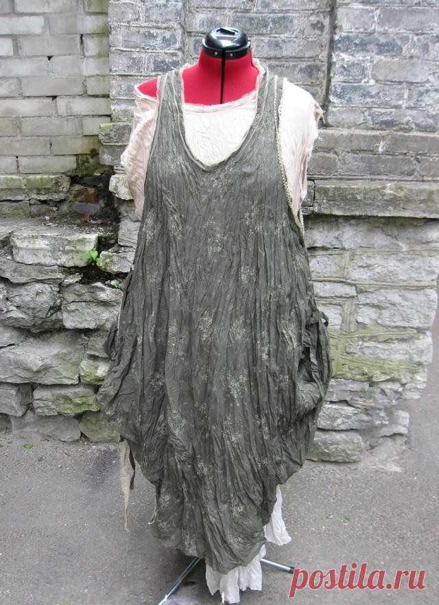 Выкройка платья в стиле бохо: советы мастеров и примеры