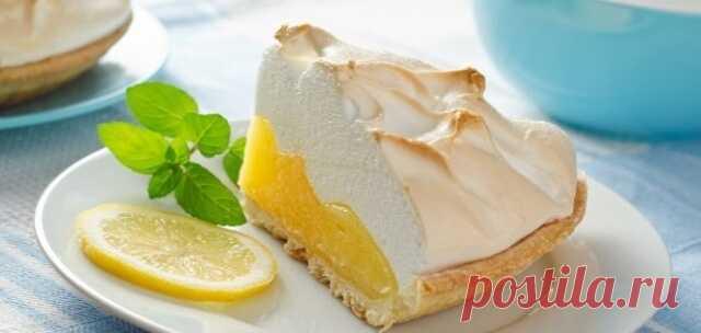 10 лимонных пирогов, которые вы будете готовить снова и снова