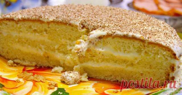 Классные рецепты: Торт «Ростовский»