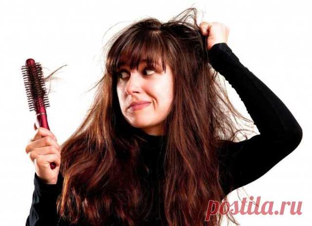 Что делать, если волосы выпадают?