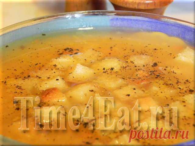 Суп гороховый | Пора перекусить!