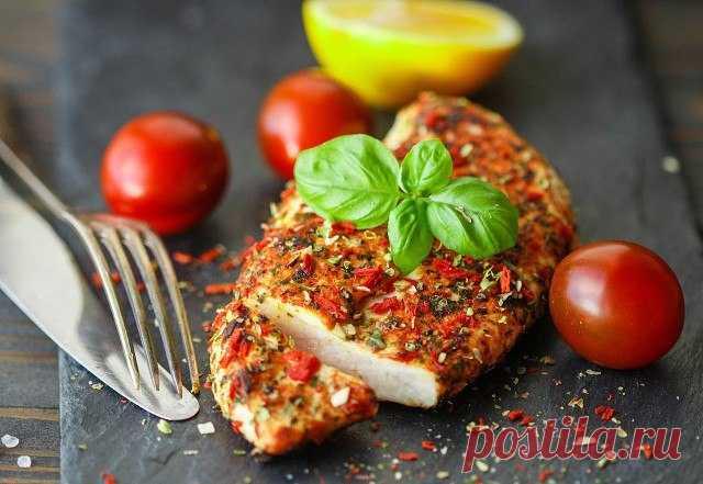 куриное филе по итальянски