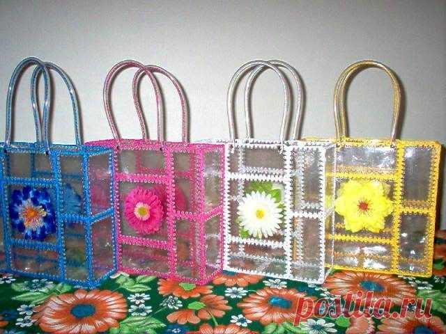 Оригинальные сумки, которые вы можете сделать своими руками