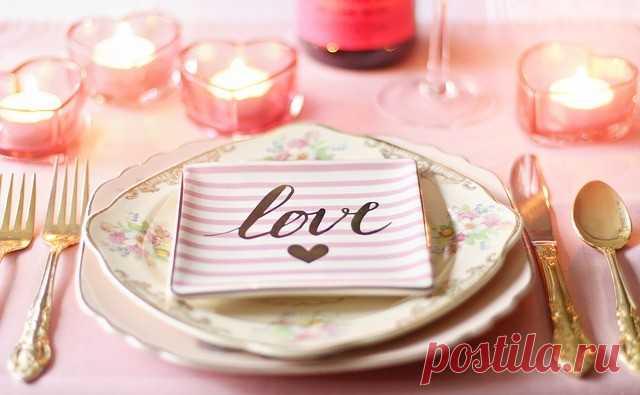 10 ошибок, которые испортят романтический ужин | Журнал