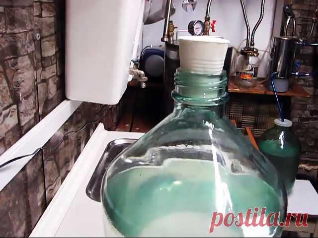 Как сделать пробку на бутыль