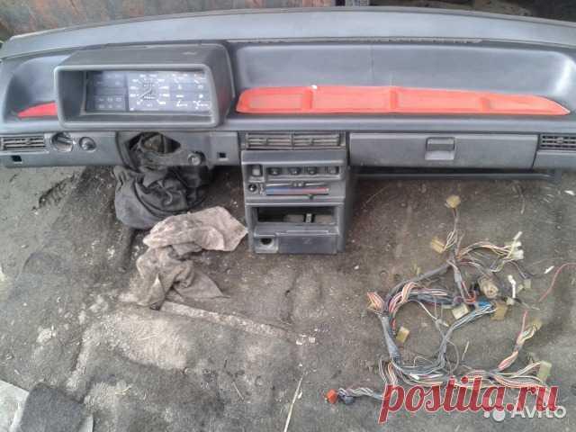 d0a8ecc4 Торпедо низкая ВАЗ 2108, 2109, 21099 купить в Челябинской области на Avito  — Объявления