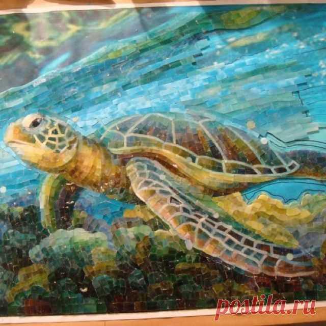 Turtle Mosaic Patterns (Page 6) - Line.17QQ.com