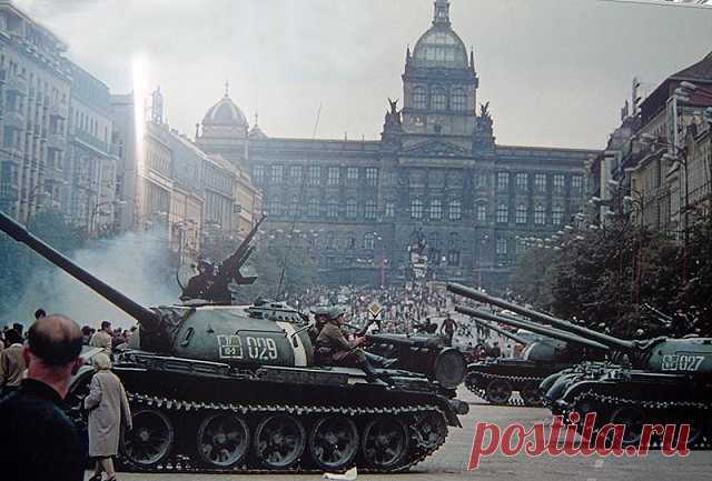 On August 20, 1968 the military operation \