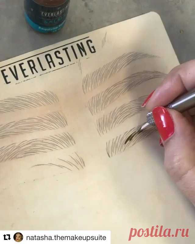 Everlasting Brows Academy в Instagram: «Practice makes perfect 👌🏼Our student @natasha.themakeupsuite practicing her hair stroke patterns on latex. Taught by Everlastsing Brows…» 40 отметок «Нравится», 2 комментариев — Everlasting Brows Academy (@everlastingbrowsme) в Instagram: «Practice makes perfect 👌🏼Our student @natasha.themakeupsuite practicing her hair stroke patterns on…»