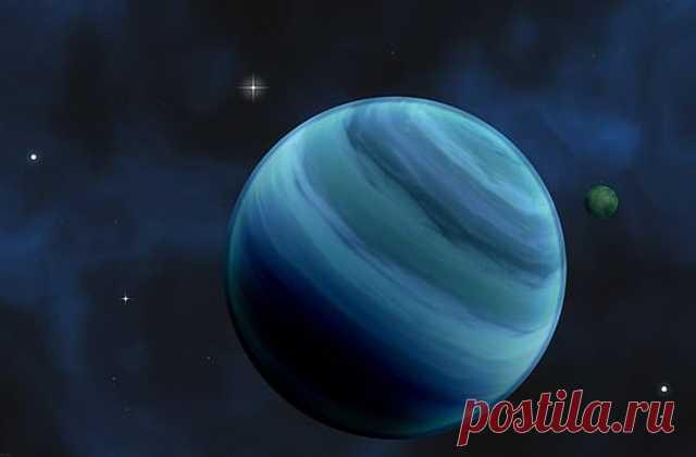Ученые обнаружили планету с водой и подходящим температурным режимом в 110 световых годах от Земли