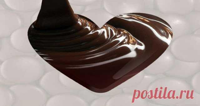 7 причин, по которым темный шоколад хорош для сердца - Советы на каждый день