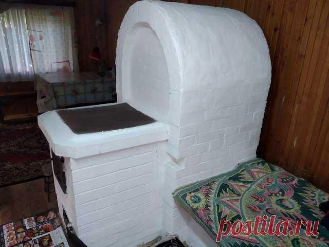 Как построить колпаковую печь на даче: инструкции и готовые схемы | Личный опыт (Огород.ru)