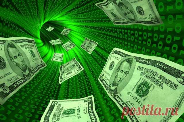 8 шагов по запуску денежного потока в Вашей жизни | Тайны Мироздания