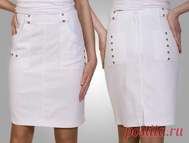 Две юбки по одной выкройке (Шитье и крой) — Журнал Вдохновение Рукодельницы