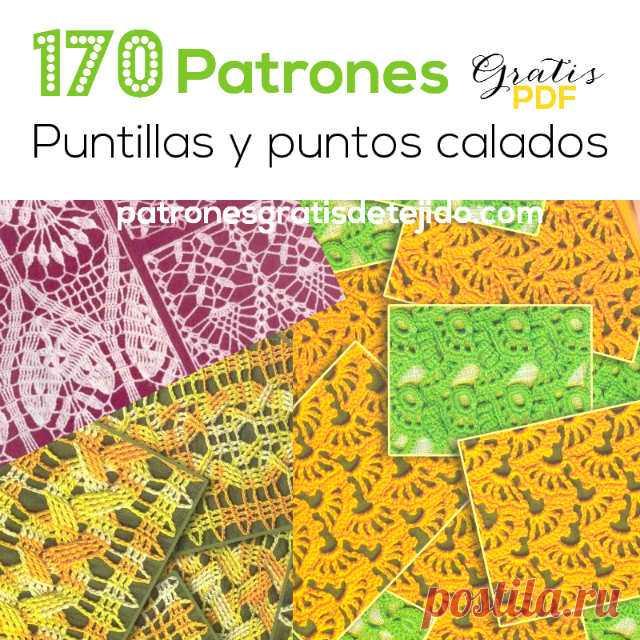 Patrones gratis de tejido Crochet y Dos Agujas Patrones y tutoriales ...