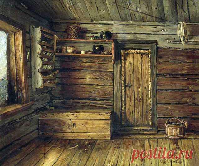 Que NO es posible hacer a través del umbral — la tradición de nuestros antepasados