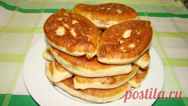 Классные рецепты: Пирожки на сметане
