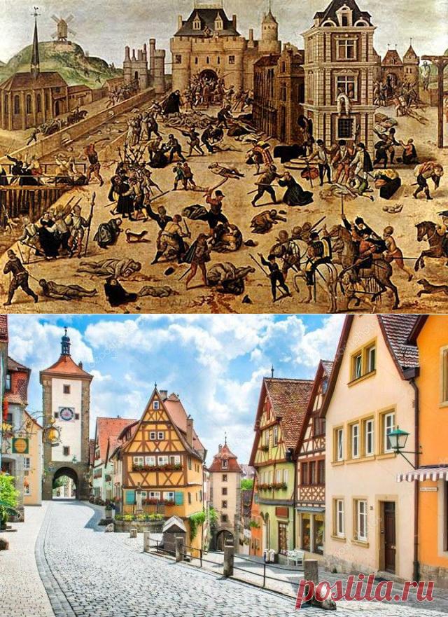Как немцев раз и навсегда приучили к чистоте