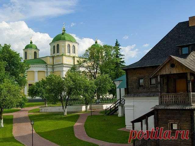 Музей-заповедник Слово о полку Игореве