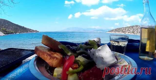 Классические рецепты приготовления вкусного греческого салата - Советы домохозяйкам
