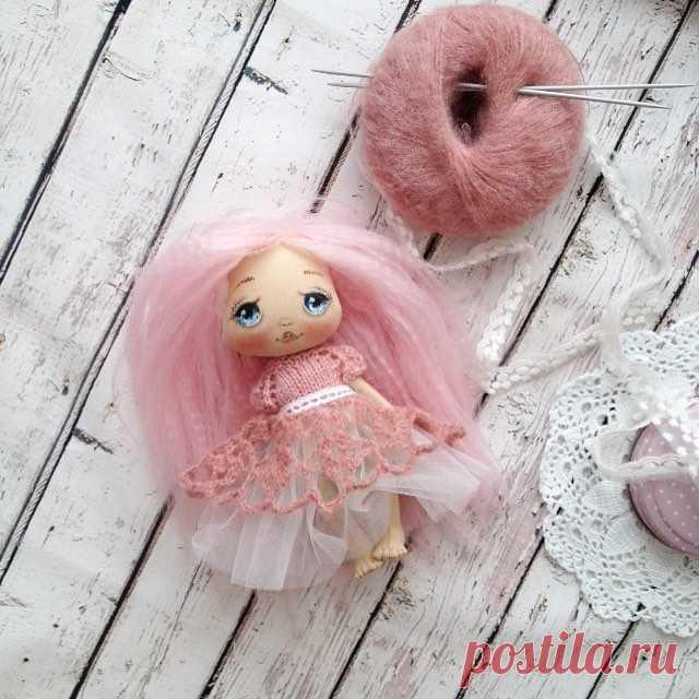 Будет принцесса;) куколку нельзя зарезервировать, как только будет готова выложу с описанием и ценой, возможно кто то увидит в ней свою девочку;) #кукла #куклы #купить #куколка #олли #ручнаяработа #авторскаякукла #авторскаяработа #doll #dolls #artdoll #textilledoll #handmade