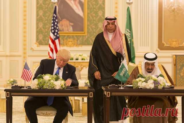 Ариф Асалыоглу - США просят саудитов заплатить за уход американцев из Сирии - ИА REGNUM