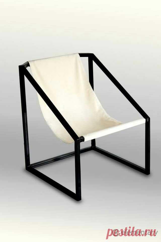 Сварное кресло