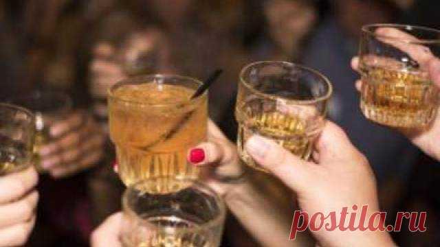 Ученые установили безопасную для здоровья дозу алкоголя. РЕН ТВ