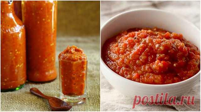 El mejor acopio de los pimientos dulces para el invierno: ayvar en serbio | las recetas de cocina más sabrosas